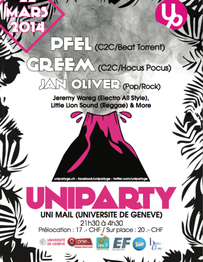 UniParty 2014