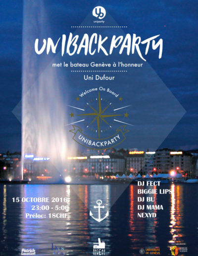 UniBackParty 2016