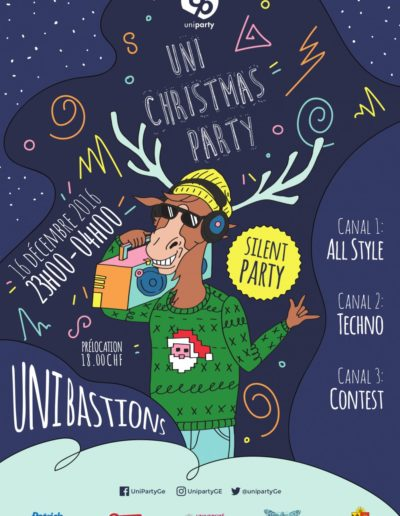 UniChristmasParty 2016